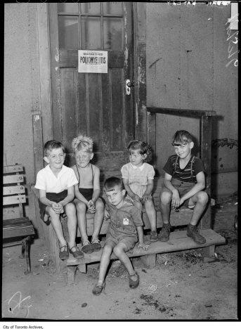 Polio blog